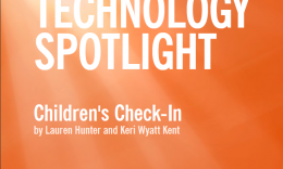 Technology and Children's Check-in Free eBook
