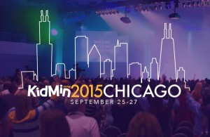 KidCheck Secure Children's Check-In & the Group Kidmin Conference 2015