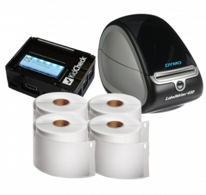 KidCheck Children's Check-In Wireless Printing Bundle