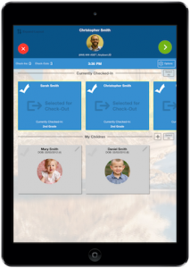 KidCheck Secure Children's Check-In Offers New & Improved Mobile Check-In App