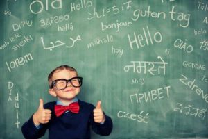 KidCheck secure children's check-in is highlight the multi-language feature enhnacement
