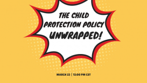 KidCheck Secure Children's Check-In Shares Information On The Child Protection Policy UnWrapped Webinar Hosted By INCM