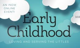 KidCheck Secure Children's Check-In and the INCM Online Early Childhood Event
