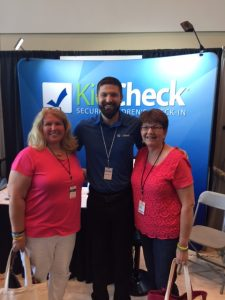 KidCheck at Conference