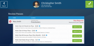 KidCheck Secure Children's Check-In Introduces KidCheck Check-In Passes