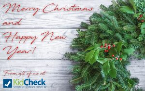 KidCheck Secure Children's Check-In Wishes You a Merry Christmas!