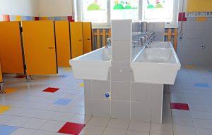 KidCheck Secure Children's Check-In Shares Children's Area Bathroom Procedures
