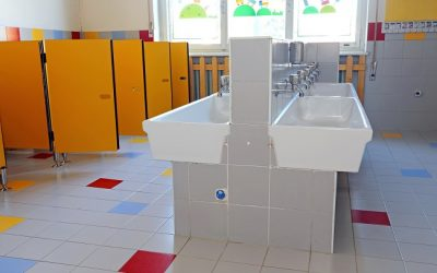 KidCheck Secure Children's Check-In Shares Children's Area Bathroom Procedures