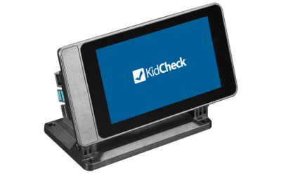 KidCheck Secure Children's Check-In Introduces the New ExpressHub 4