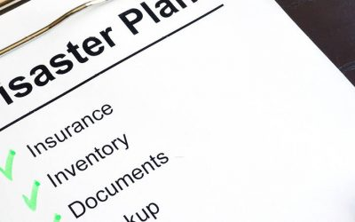 KidCheck Secure Children's Shares Five Steps to Creating A Disaster Plan