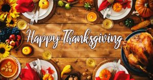KidCheck Secure Children's Check-In Wishes You A Happy Thanksgiving
