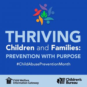 KidCheck Secure Children's Check-In Is Sharing National Child Abuse Prevention Month
